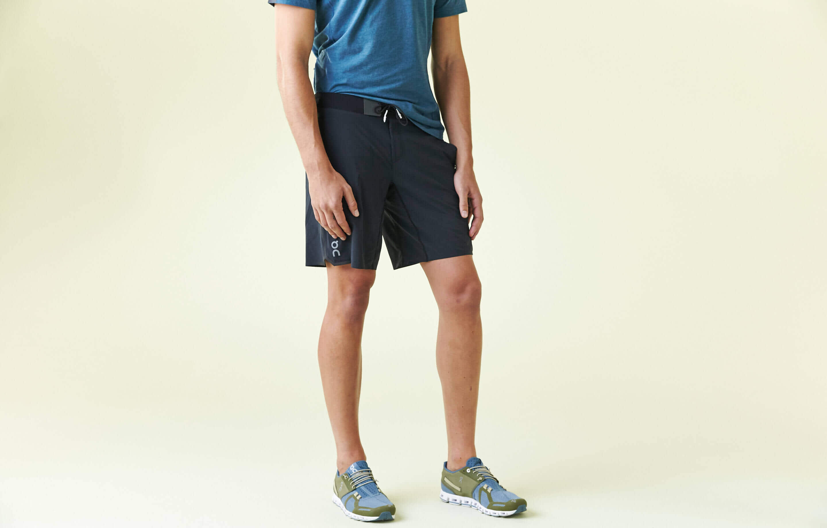 152f26b1e8 Hybrid Shorts - Combined running shorts & tights for men | On
