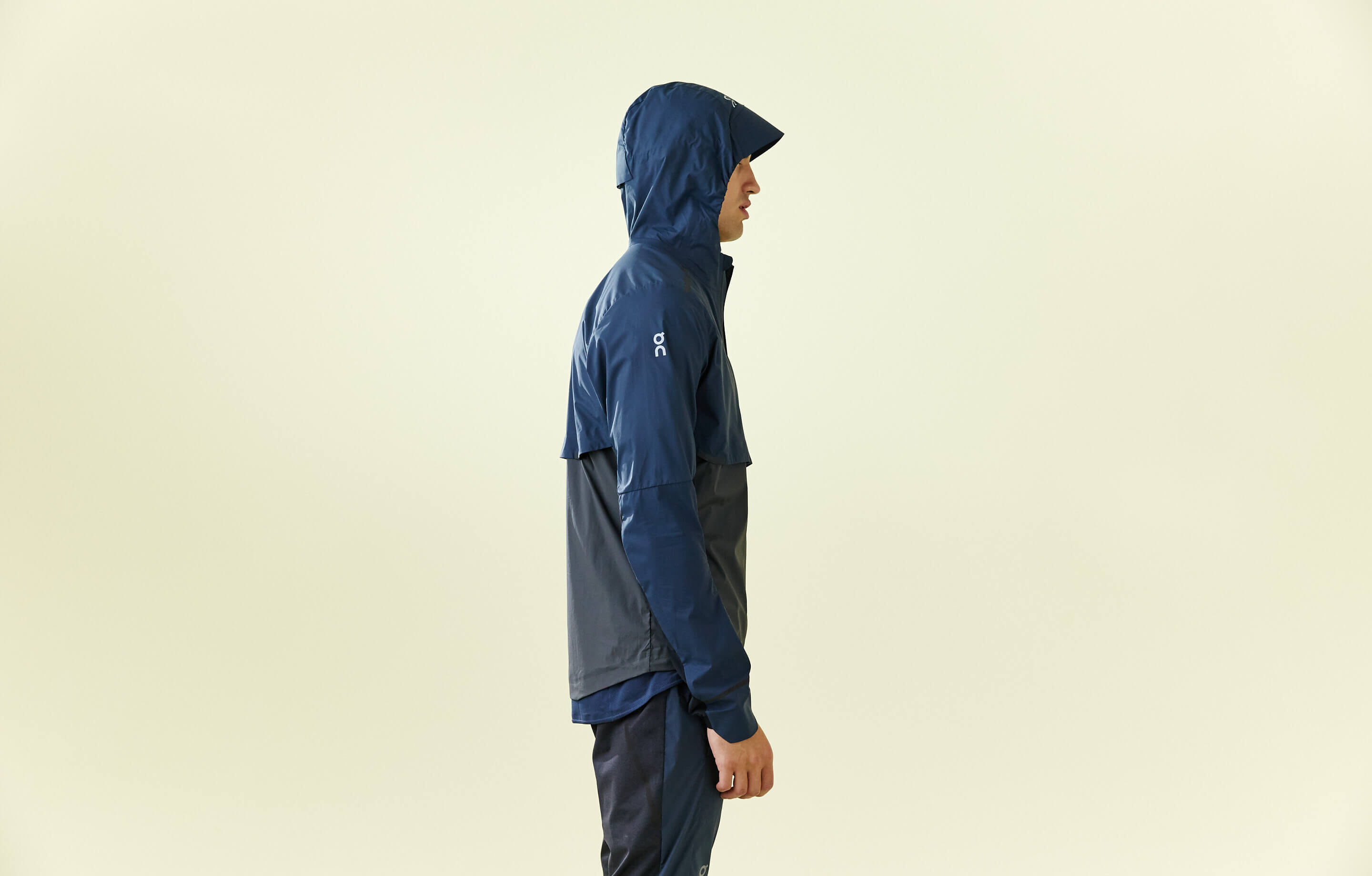 Weather jacket