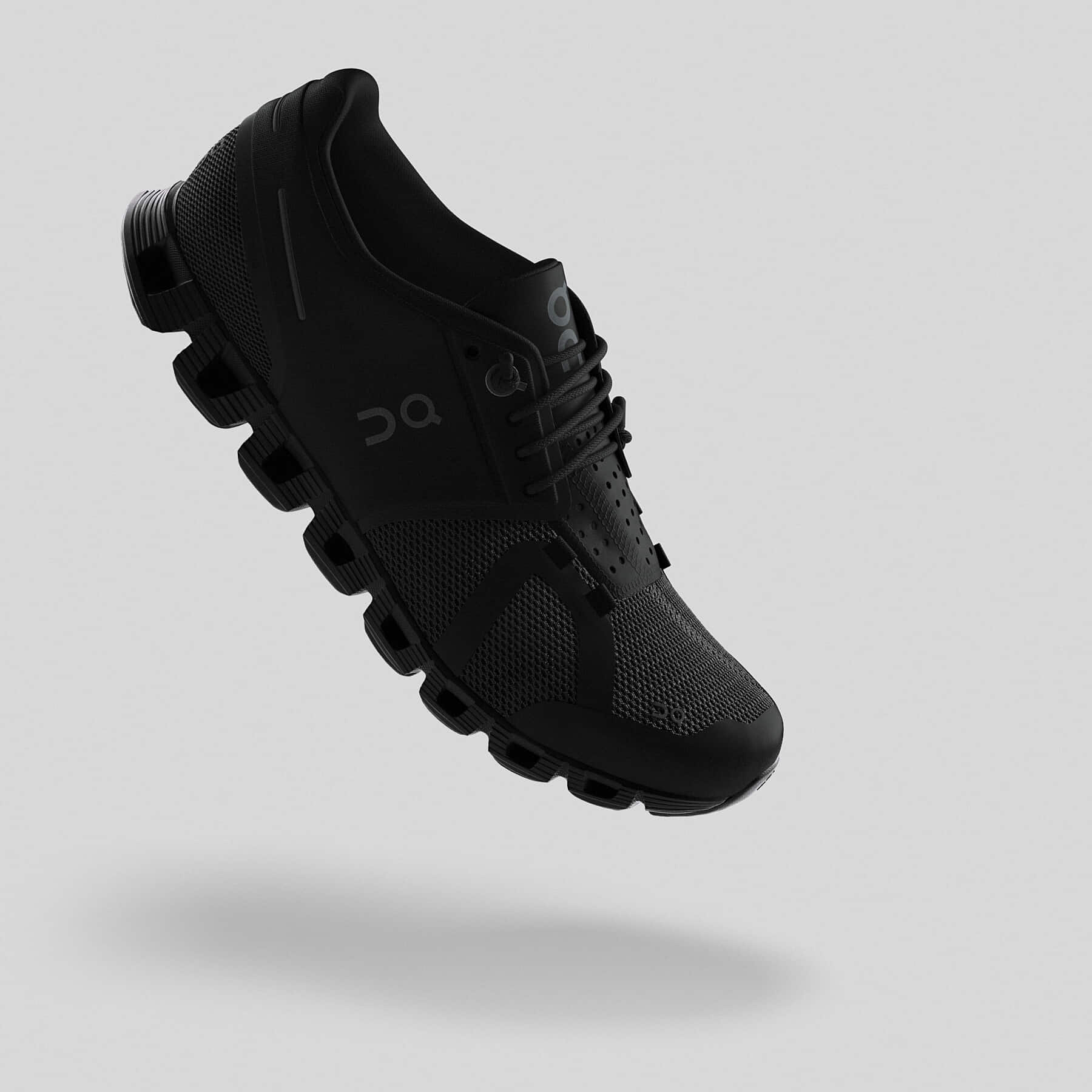 Running On All Black Black Cloud Shoes Men'sOn NOX8w0nkPZ